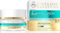 Eveline Cosmetics - Bio Hyaluron Expert - Multi-nourishing cream concentrate strongly rebuilding - Day / Night - 60+