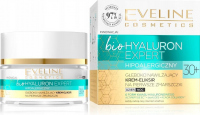 EVELINE - Bio Hyaluron Expert - Deeply moisturizing cream elixir for the first wrinkles - Day / Night - 30+