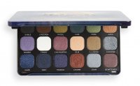 MAKEUP REVOLUTION - FOREVER FLAWLESS SHADOW PALETTE - Palette of 18 eyeshadows - ENCHANTED