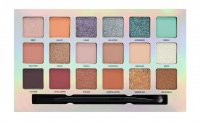 W7 - TOTAL ECLIPSE - COSMIC MULTI-TEXTURED PRESSED PIGMENT PALETTE - Palette of 18 eyeshadows