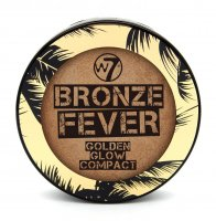 W7 - BRONZE FEVER - GOLDEN GLOW COMPACT