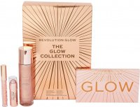 MAKEUP REVOLUTION - THE GLOW COLLECTION - Set of make-up cosmetics