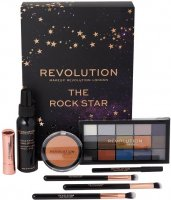 MAKEUP REVOLUTION - THE ROCK STAR - A set of cosmetics and makeup accessories