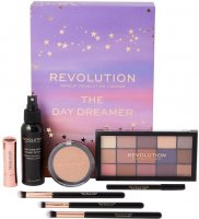MAKEUP REVOLUTION - THE DAY DREAMER - A set of cosmetics and makeup accessories