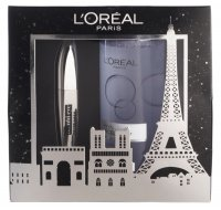 L'Oréal - Gift set - Bambi Eye Mascara + Micellar Water for Sensitive Skin 400 ml