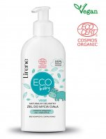 Lirene - ECO Baby - Natural gel for washing the body of children from 1 day of life - 250 ml