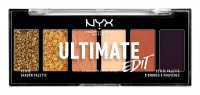 NYX Professional Makeup - ULTIMATE EDIT - PETITE PALETTE - Palette of 6 eyeshadows - 06 ULTIMATE UTOPIA