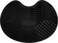 Sigma® - SPA® EXPRESS BRUSH CLEANING MAT - Brush cleaning mat - SMALL - BLACK