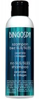 BINGOSPA - Hair shampoo without SLS / SLES with collagen and ceramides - 100ml