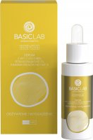 BASICLAB - ESTETICUS - Anti-wrinkle treatment - Smoothing and nourishing face serum - Day / Night - 30 ml