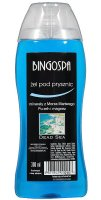 BINGOSPA - Shower gel with Dead Sea Minerals, Pu-erh and Magnesium - 300 ml