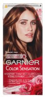 GARNIER - COLOR SENSATION - Permanent hair coloring cream - 6.35 Chic Orche Brown