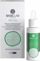 BASICLAB - ESTETICUS -  Anti-imperfections serum with 10% niacinamide, 5% prebiotic, 2% peptide complex and rice water filtrate- Reduction and narrowing - Day / Night - 30 ml