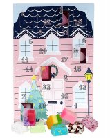 Bomb Cosmetics - The Bomb Advent Calendar - Advent Calendar with bath cosmetics - SANTA STOP HERE