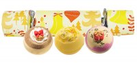 Bomb Cosmetics - Cracker Gift Pack - Candy-shaped gift set - BABY IT'S GOLD OUTSIDE