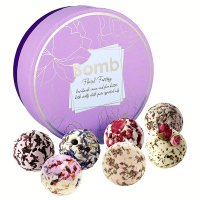 Bomb Cosmetics - Floral Fantasy Gift Pack - Gift set with natural bath cosmetics - Flower Fantasy