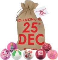 Bomb Cosmetics - Gift Set - Gift Set - No Peeking Until 25th DEC