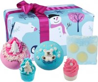 Bomb Cosmetics - Gift Pack - Gift set of body care cosmetics - Worth Melting For
