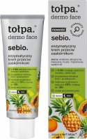 Tołpa - Dermo Face Sebio - Enzymatic cream against blackheads - 40 ml