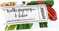 ANWEN - Wheat sprouts & Cocoa - Mask for high porosity hair - 10 ml