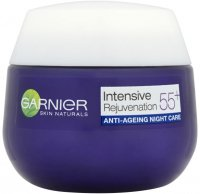 GARNIER - Intensive Restore 55+ NIGHT - Anti-wrinkle face cream - 55+ Night - 50 ml