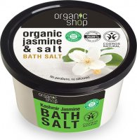 ORGANIC SHOP - BATH SALT - Bath salt - Jasmine Kashmir - 250 ml