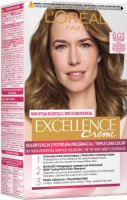 L'Oréal - EXCELLENCE Creme - Hair coloring with triple care - 6.03 Light Dark Blonde