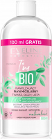 Eveline Cosmetics - I'm Bio - Moisturizing micellar water for the face, eyes and lips - 500 ml