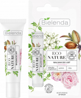 Bielenda - ECO NATURE - MOISTURIZING LIP BALM - Moisturizing lip balm - 10 g