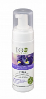 ECO Laboratorie - Facial Washing Foam - Cleansing and smoothing face foam - Problematic and oily skin - 150 ml