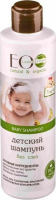 ECO Laboratorie - Baby Shampoo - Hair shampoo for children from 1 year of age - No tears - 250 ml