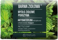 COLOR - COLOR OF HERBAL - NETTLE SOAP - Antibacterial herbal soap (soothing) - NETTLE - 100 g