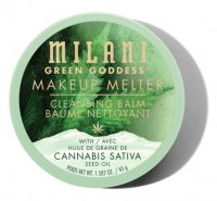 MILANI - GREEN GODDESS MAKEUP MELTER CLEANSING BALM - Make-up remover and cleansing lotion - 110 - 45 g