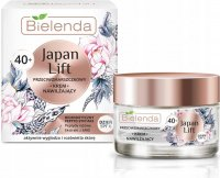 Bielenda - Japan Lift - Anti-wrinkle moisturizing face cream - Day - SPF6 - 40+ - 50ml