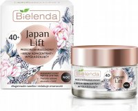 Bielenda - Japan Lift - Anti-wrinkle smoothing face cream / concentrate - Night - 40+ - 50 ml