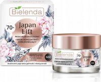 Bielenda - Japan Lift - Anti-wrinkle rebuilding face cream / concentrate - Night - 70+ - 50 ml
