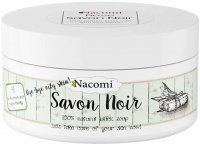Nacomi - Savon Noir - 100% Natural Black Soap - 100% natural black soap - 120 g