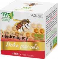 VOLLARE - Wild Bee - Natural, firming face cream - honey, shea oil - 50 ml
