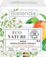 Bielenda - ECO NATURE - MOISTURIZING & SOOTHING FACE CREAM - Moisturizing and soothing face cream (dry and dehydrated skin) - 50 ml