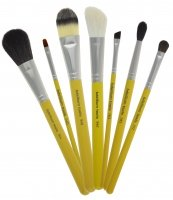 Bdellium tools - Studio Basic Line - Basic 7pc. Brush Set + Case
