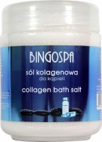 BINGOSPA - Collagen Bath Salt - Collagen bath salt - 550 g