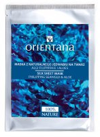 ORIENTANA - Natural silk face mask - Philippine algae and aloe
