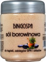 BINGOSPA - Peat bath salt - 600 g