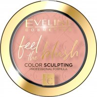 Eveline Cosmetics - FEEL THE BLUSH Color Sculpting - Blusher - 5 g