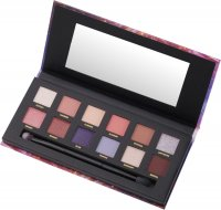 W7 - ENCHANTED - BRILLIANCE IN BLOOM - PRESSED PIGMENT PALETTE - Palette of 12 eyeshadows