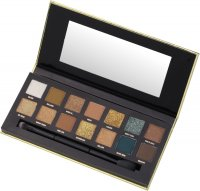 W7 - 24K GOLD RUSH - 14 OF THE RICHEST PRESSED PIGMENTS - Palette of 14 eyeshadows