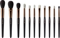 Hakuro - Set of 11 brushes for face and eye make-up - JZ2 C