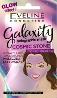Eveline Cosmetics - Galaxity Holographic Mask Cosmic Stone - Brightening and smoothing face mask - 10 ml
