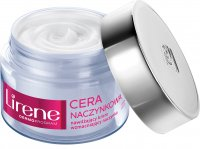 Lirene - Capillary skin - Moisturizing face cream strengthening capillaries - Day SPF20 - 50 ml