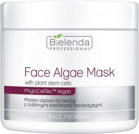 Bielenda Professional - Face Algae Mask - Algae face mask with plant stem cells - 190 g